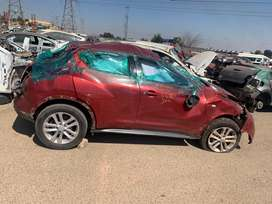 Nissan juke 1.6 trubo one ready for stripping @ sheeraz auto spares