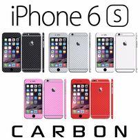 Плівка під Карбон Метал Шкіру Apple iPhone 6 6S 6S Plus пленка кожа
