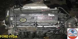 Imported used FORD FOCUS SE 1.6L16VFYDA Engines for sale at MYM AUTOWO
