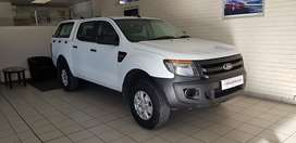 2012 Ford Ranger 2.2 tdci Double Cab xl 6 speed