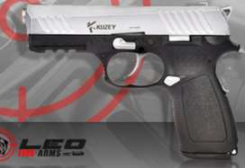 Blank Gun's, as close to a real gun as you gonna get. KUZEY'S A100 ect