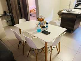 Couch & dining set