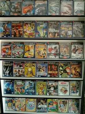 PS2 games from R59