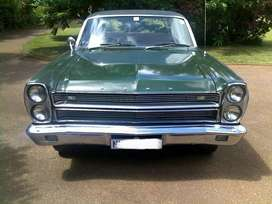 1970 Ford Fairlane ZC, Rare Manual V8 African/ Oz muscle car, original