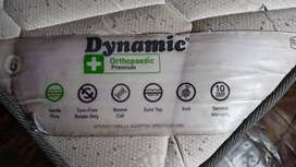 Dynamic orthopedic premium queen size bed