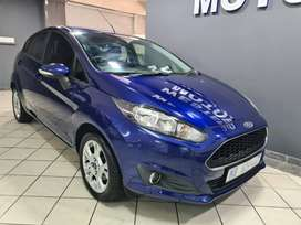 2016 Ford Fiesta 1.5 TDCi Trend 5-Door