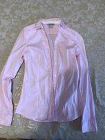 Блуза H&M голубая или розовая