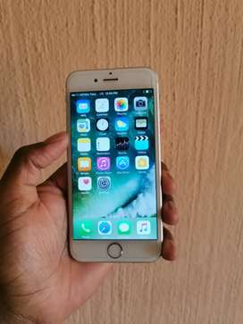 Clean iphone 6 with 64GB