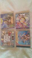 Диски МП3, DVD, игры, фильмы.