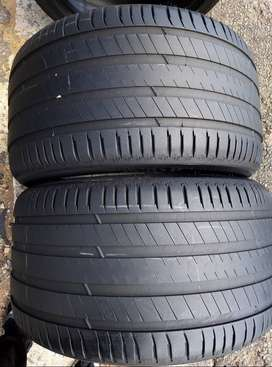 315/35/20 Michelin Run Flat Tyres (For BMW X5)