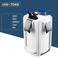 Внешний биологический фильтр для аквариума до800 л.SunSun HW-704А full