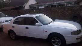 Toyota camry 2.2si for sale or to swap
