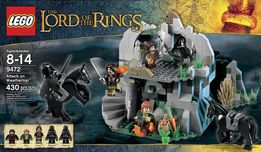 Lego 9471 9472 9476 79013 The Lord of the rings Лего The Hobbit Хоббит