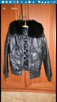 Зимняя теплая куртка