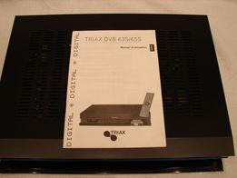 "Продам спутниковый ресивер ""TRIAX DUB 63S/65S, Made in Germani,"