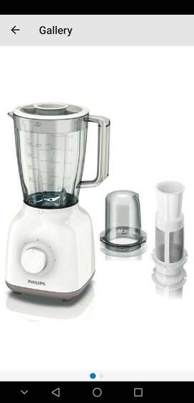 Under utilised Philips - 1.5 Litre Daily Collection Blender