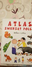 Atlas zwierzat Polski Bolka i Lolka