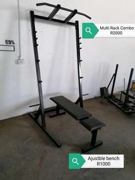 Gym equipment clearance