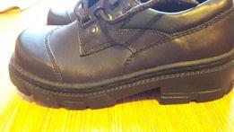 Туфли нат. кожа новые