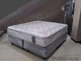 King size bed (exclusive) for sale