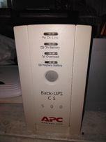 Источник бесперебойного питания APC Back-UPS (BK500EI)
