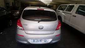 Hyndai i20 at low price good condition