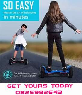 Hoverboard s for all