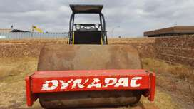 Dynapack smooth drum rollers