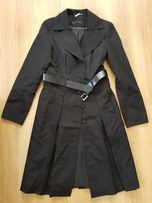 Ekskluzywny trench płaszcz ZARA M