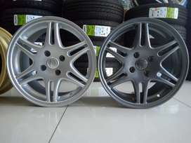 "15"" Rsi Twinspoke Replica Rims"