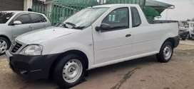 NISSAN NP200 WITH SERVICE BOOK AND SPARE KEYS