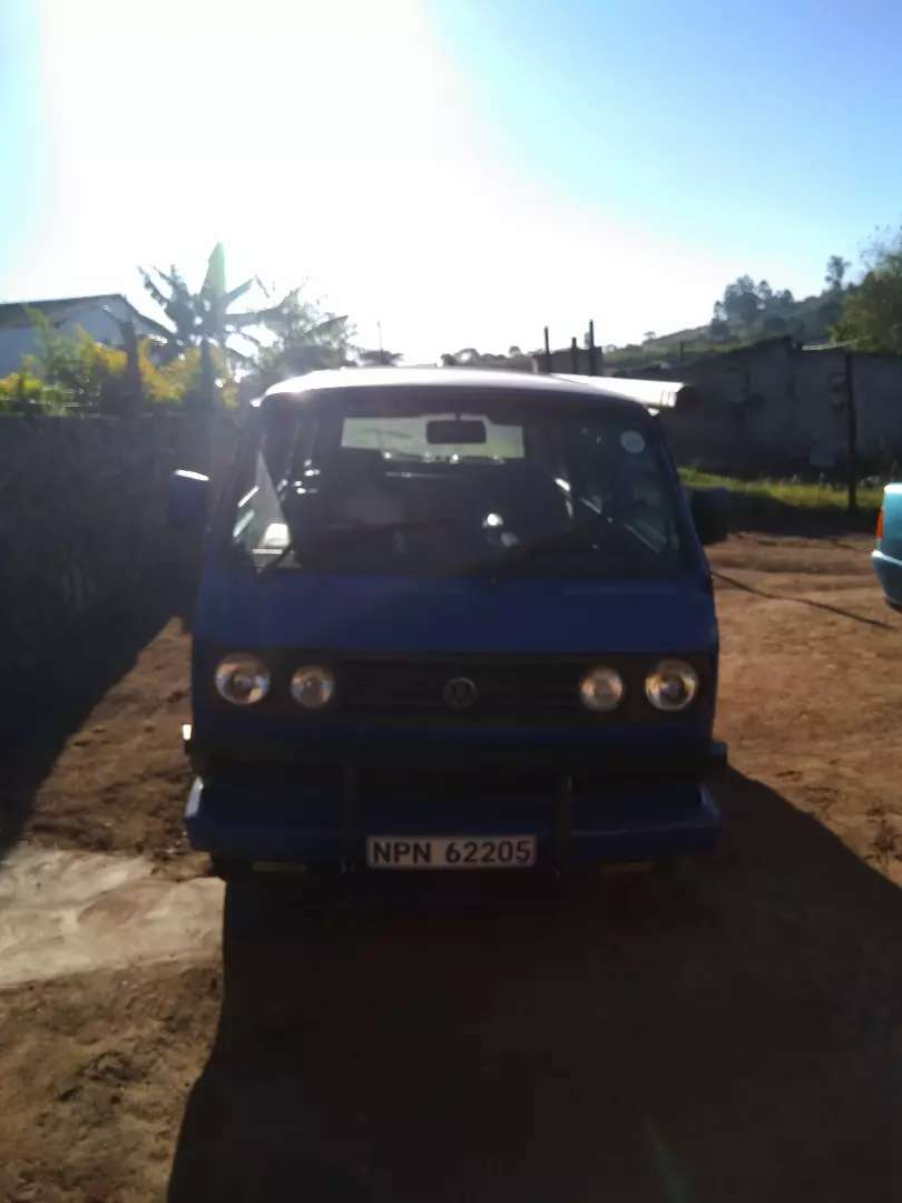 Microbus use it everyday with sound full house with Aircon R 65000 0