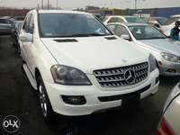 Very clean foreign used 2008 Mercedes-Benz Ml350 4matic. Negotiable 0