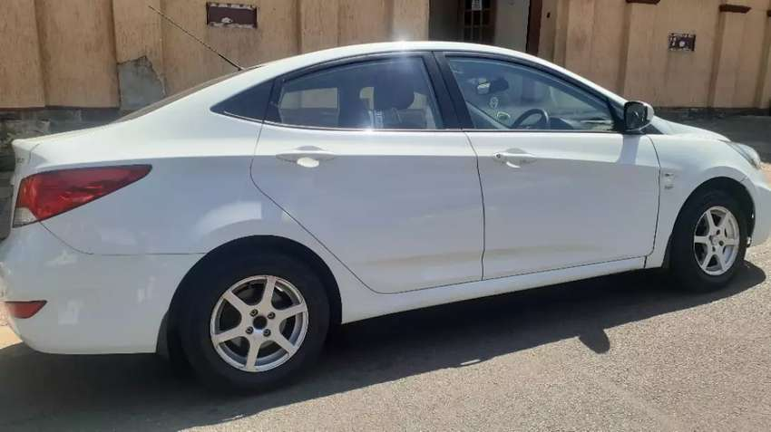 Hyundai Accent 1.6 in excellent condition