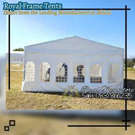 Frame Tent Sales and Manufacturing