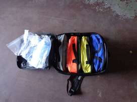 Complete critical care jump bag