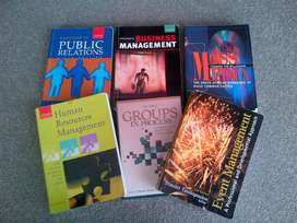 6 Study books (all 6)