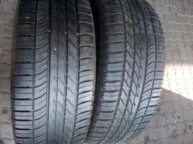 255/60/R19 Goodyear normal Tyres