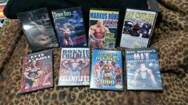 Bodybuilding dvds for sale