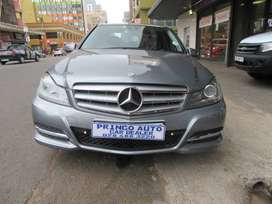2012 Mercedes Benz C180 with 78000km