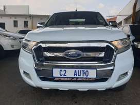 2017 Ford Ranger 3.2 4x4 XLT 6Speed Double Cab