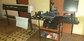 Start a Printing business