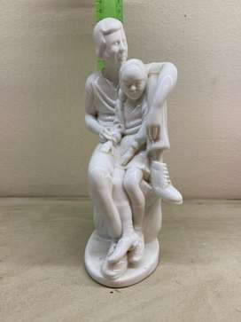 Daddy's Girl Porcelein Figurine