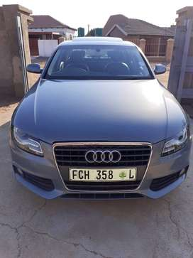 2011 Audi A4, xenon lights, leather seats,sunroof, good condition