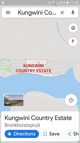 Kungwini Country Estate, 500sqm Stand, @R500k.