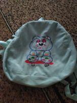 Детский рюкзак игрушка