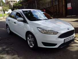 2016 Ford Focus 1.0 Ecoboost spere key