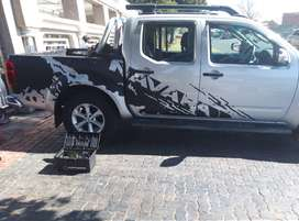 NISSAN NAVARA  DECALS , STICKERS