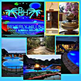 Room for Monthly Rental at The Beverly Hills Lodge