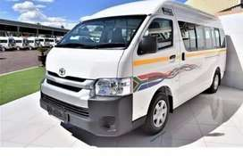 Toyota Quantum 14 seater looking for contract work